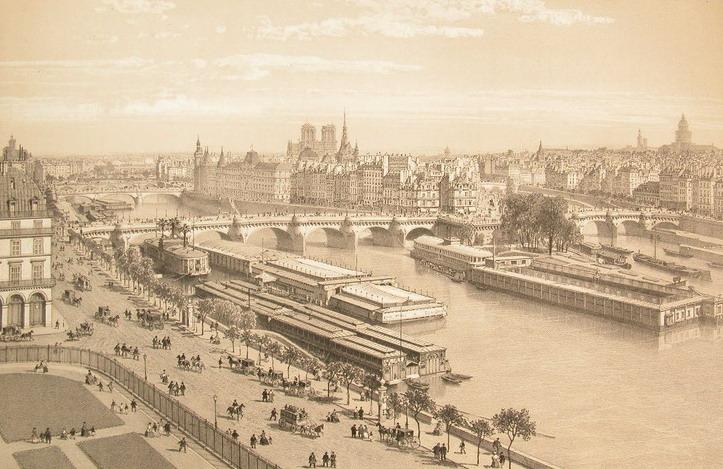 1878 Сент-Шапель 1