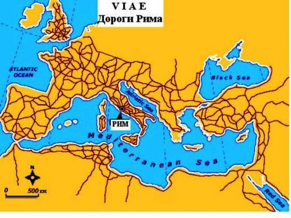 Roma Roads