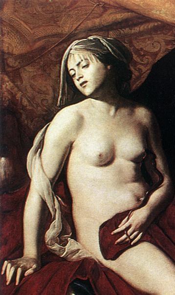 я С. Станцоне. Клеопатра. 1630