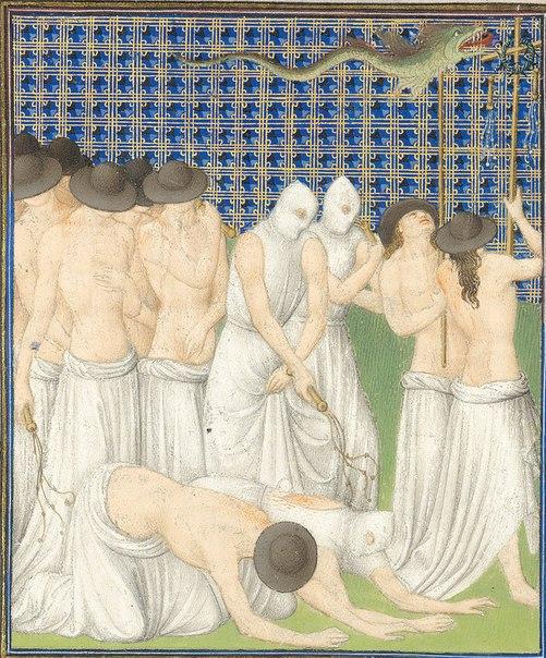 Les Belles Heures (Прекрасный часослов герцога Беррийского) XV век.