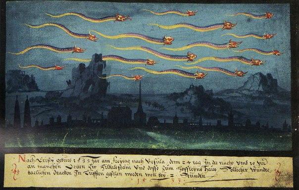 1533 Wunderzeichenbuch, or Book Of Miracles, 1552 2