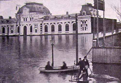 1908 Здание Павелецкого вокзала