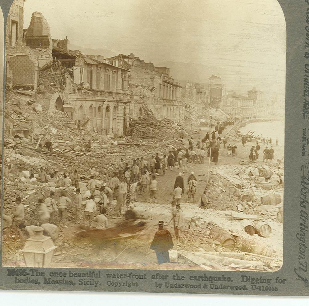 1908 Мессина