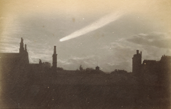 Great Comet 1882 K1 taken on the 28th of October 1882