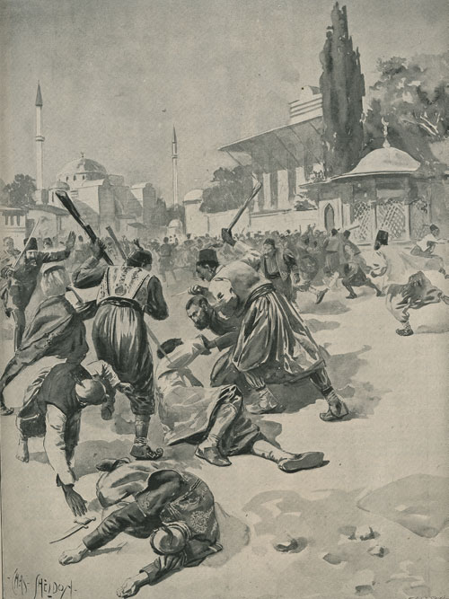 The Armenian Riots October 19, 1895