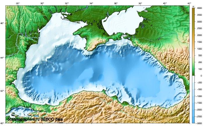 я Черное море 2