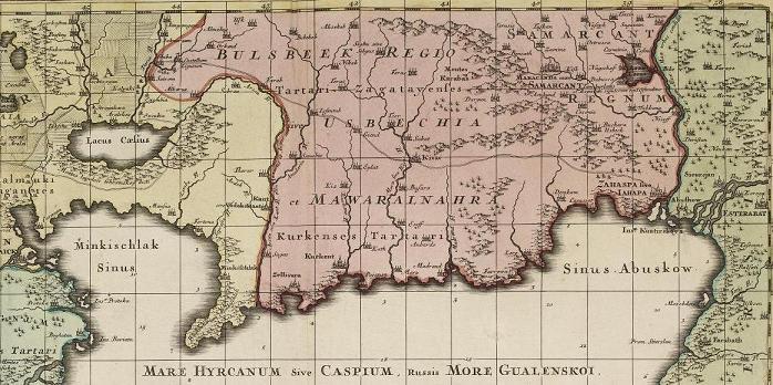 353 Caspium 1740
