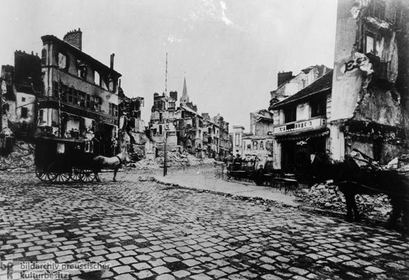 1870-1871 Paris