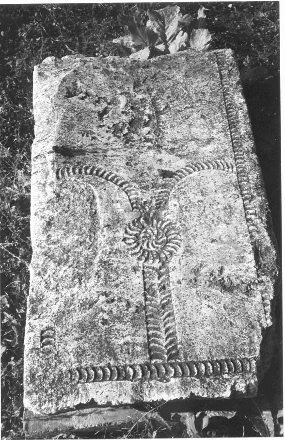 Вилочковый крест 1