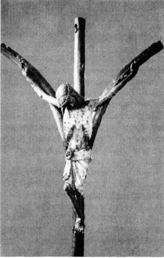 Вилочковый крест 5