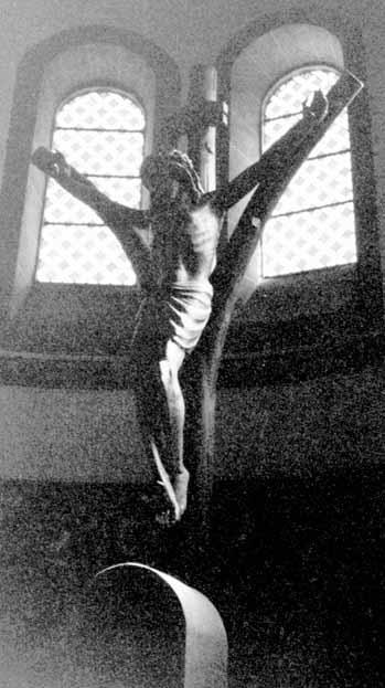 Вилочковый крест 6