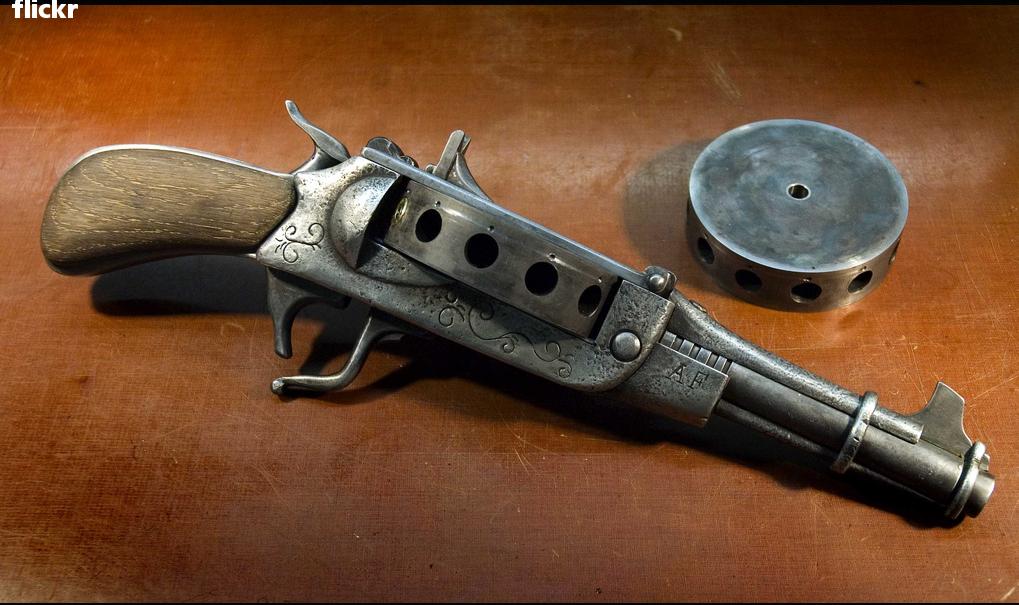 Hansel s gun