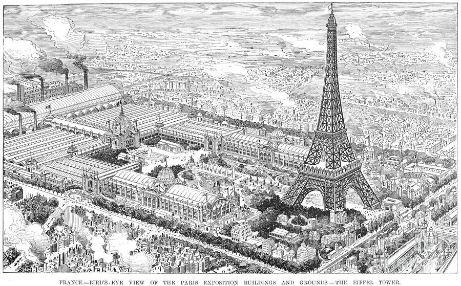 1889 панорама