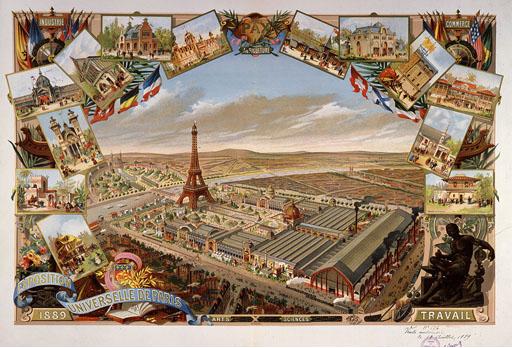 1889 экспо