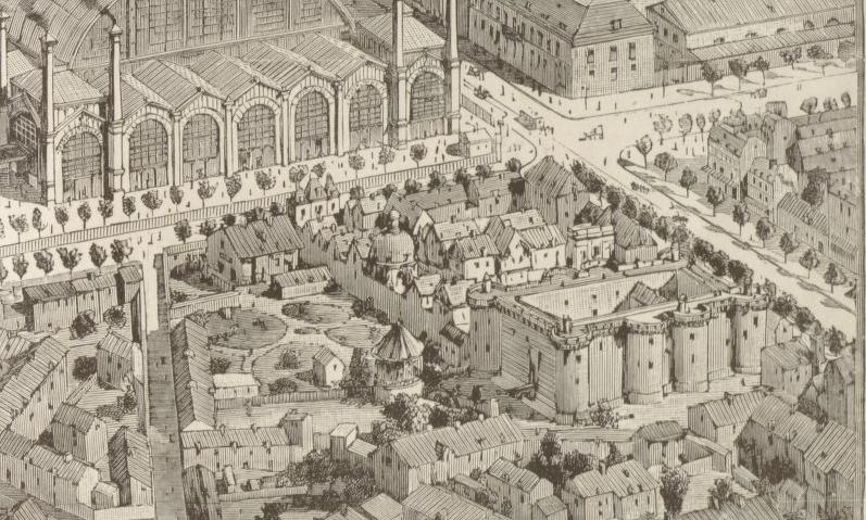 Наконец Бастилия