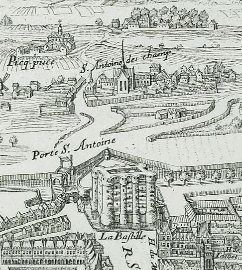 План Бастилии 2