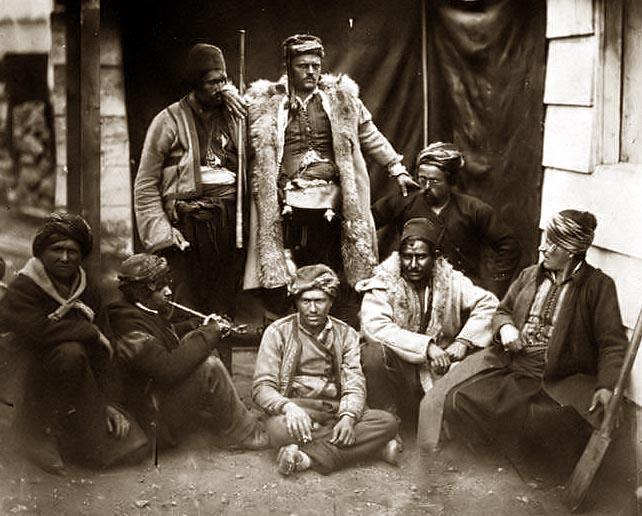 Crimean-Croats-War-in