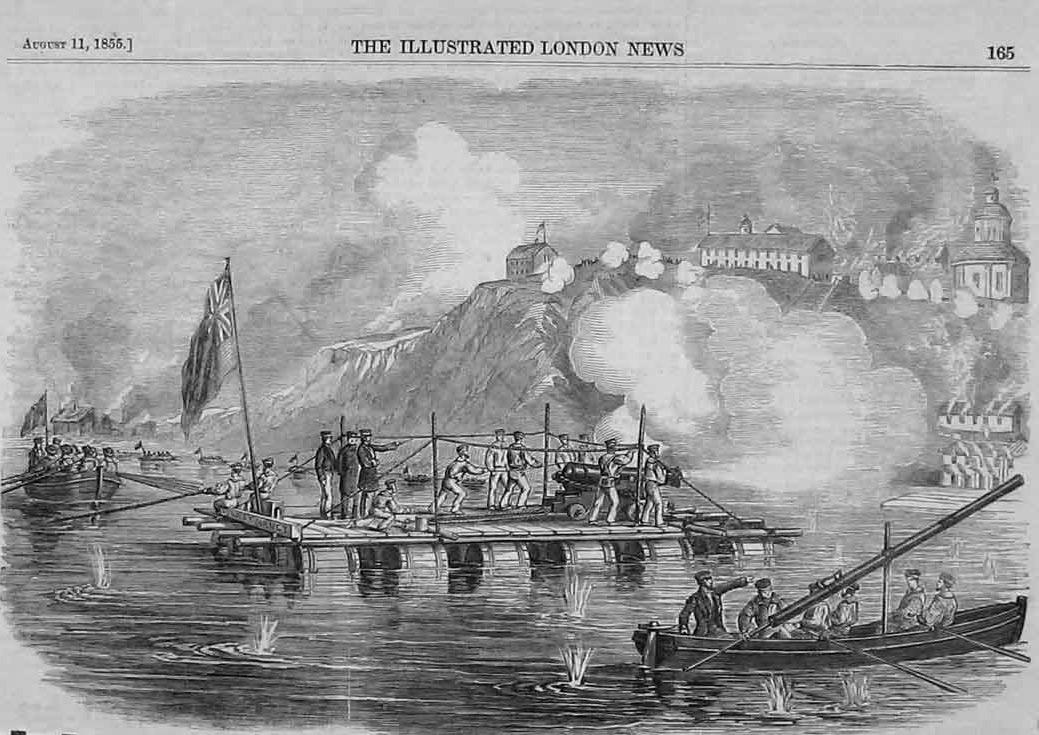 1855 Леди Нэнси Таганрог