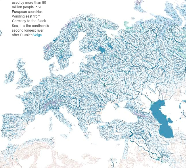 реки-дороги