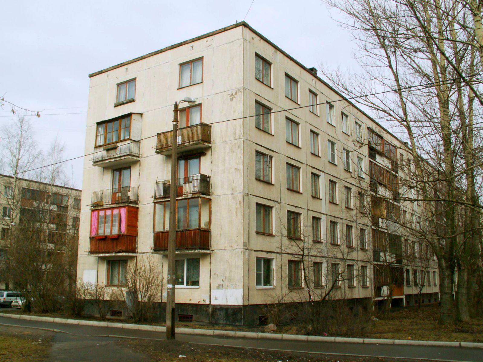 1960-е Хрущевка