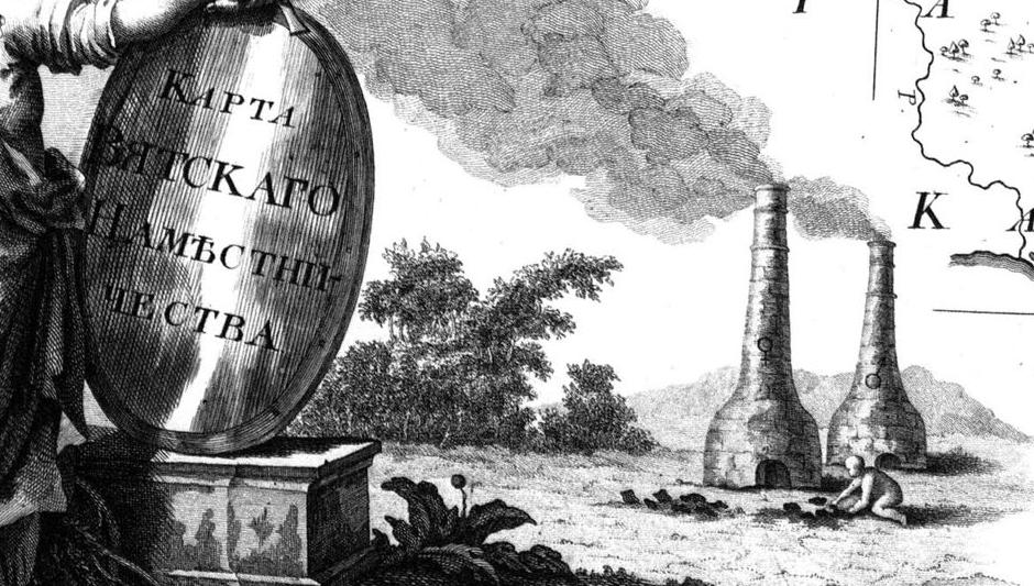 1876 год Печи