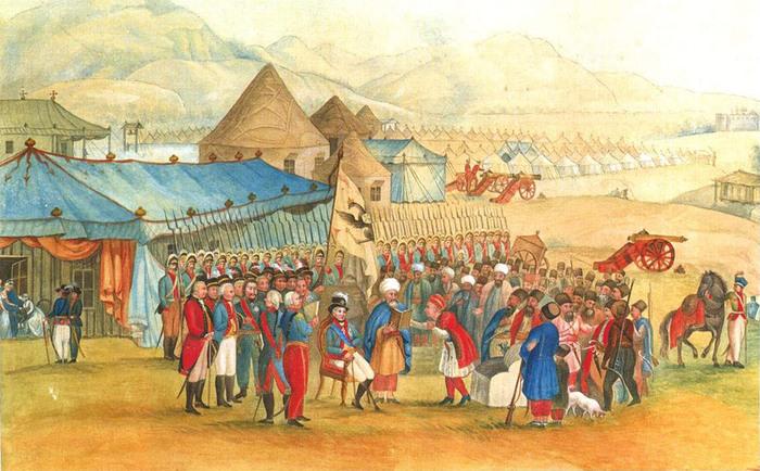 1796 Дербент