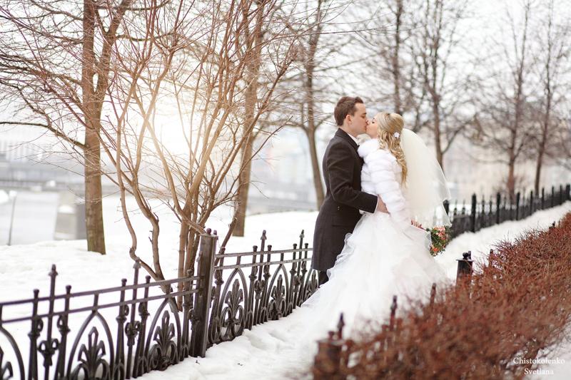 фотографии свадебные в харькове зимой фантазируют