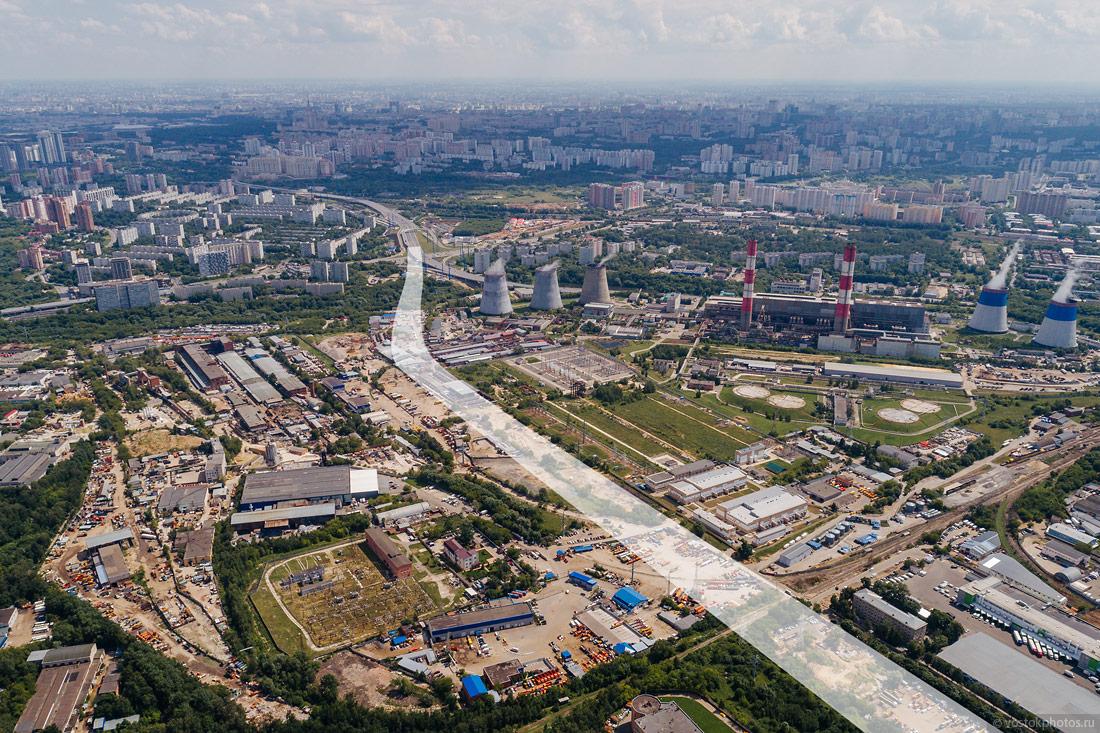 Новая транспортная схема москвы фото 326