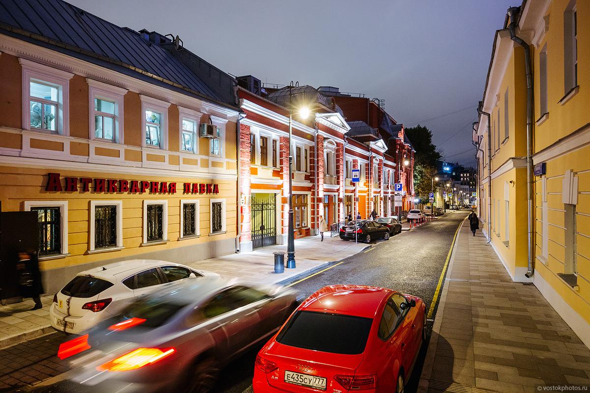 Узнаете улицу по фотографии?