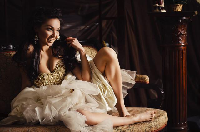 Юлия кудашкина модель