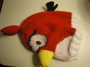 FREE ANGRY BIRD KNITTING PATTERNS - VERY SIMPLE FREE KNITTING PATTERNS