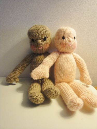 Waldorf Dolls - We Love Amigurumi