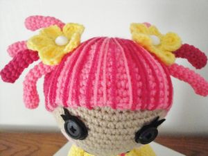 Amigurumi Doll Lalaloopsy Pattern : Lalaloopsy we love amigurumi