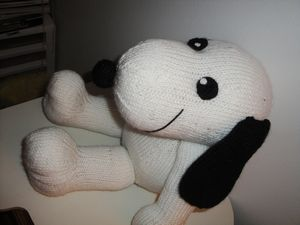 Amigurumi Patterns Snoopy : Snoopy we love amigurumi