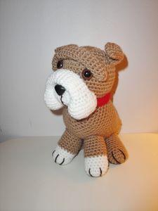 Denver the Tiger Amigurumi Crochet Pattern - English, Dutch ...   300x225