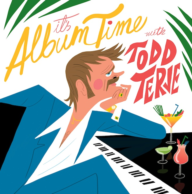 Todd Terje - its album time
