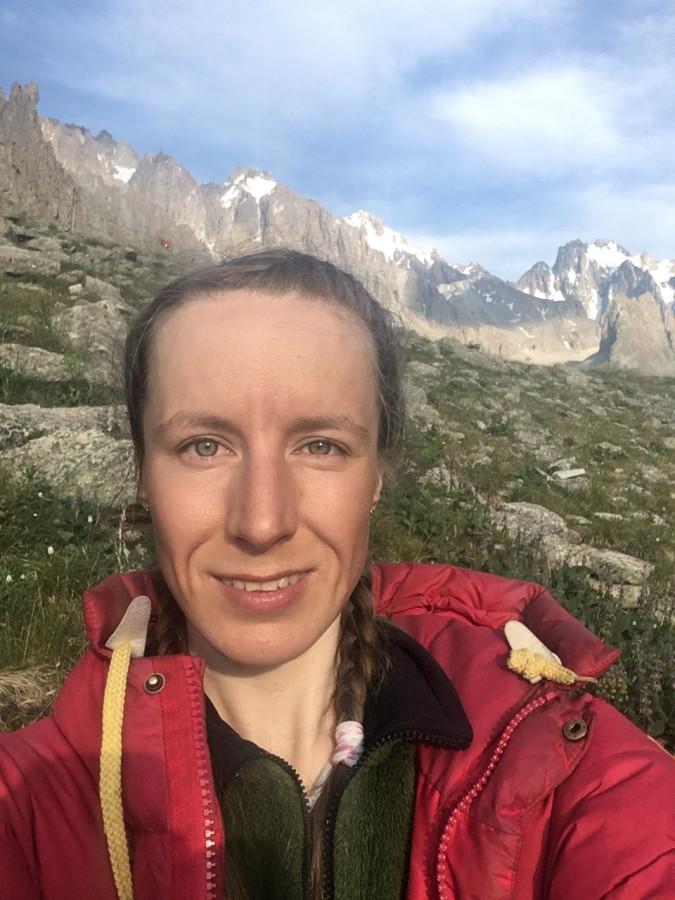 август 2019, альплагерь Ала-Арча