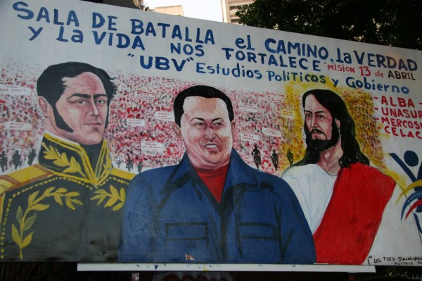 Христианский социалистический Чавес