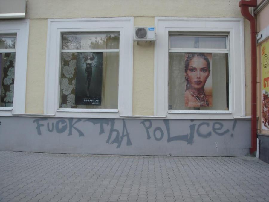 Граффити VS полиции (3)