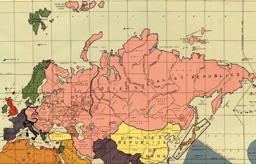 Карта 1942-2