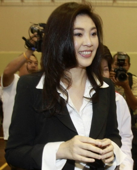 Премьер-министр Таиланда (3)