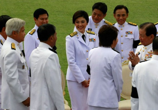 Премьер-министр Таиланда (9)