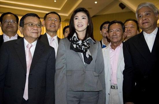 Премьер-министр Таиланда (12)