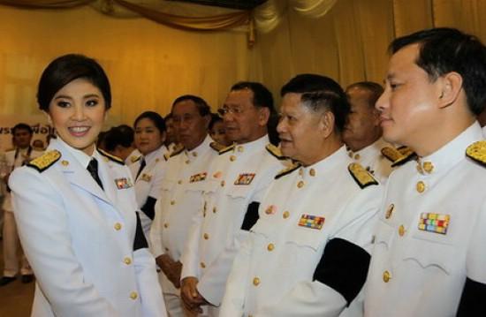 Премьер-министр Таиланда (14)