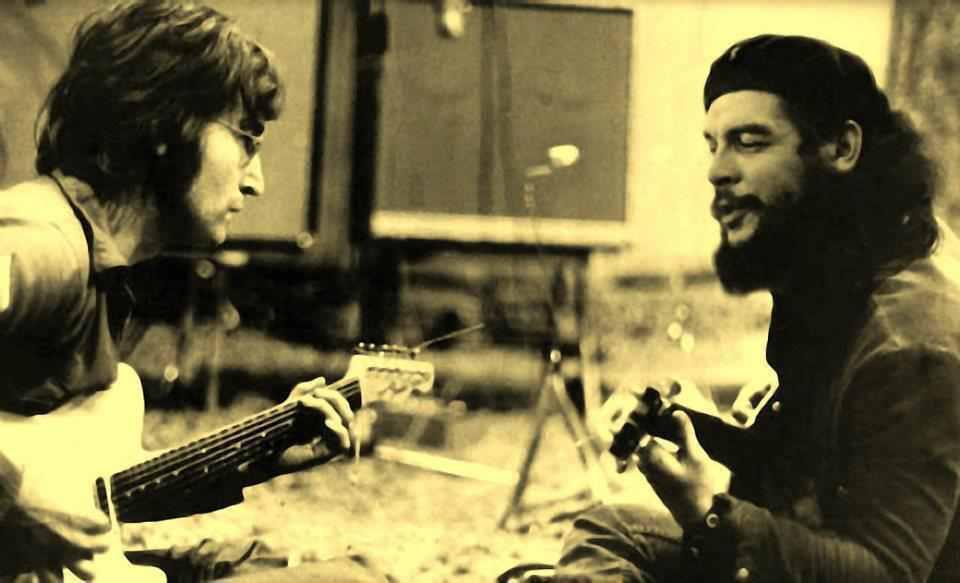 Че и Леннон