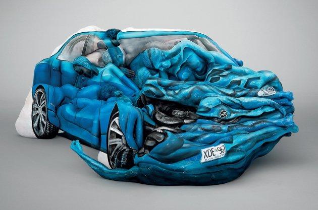 body-art-car