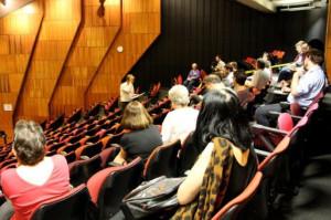 lecture theatre smallest