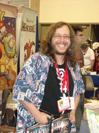 Author Keith R. A. DeCandido (<lj user=kradical>)