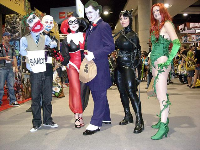 Choose Your Own Batman Villain...