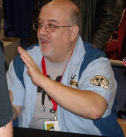 Peter David, Writer of Stuff